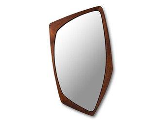 掛け鏡「オーガニックミラー」※受注製作の画像