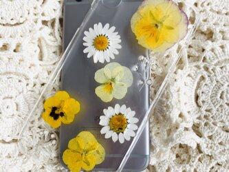 *【iPhoneケース】summer yellow*の画像