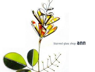 ステンドグラス 萩190705Yの画像