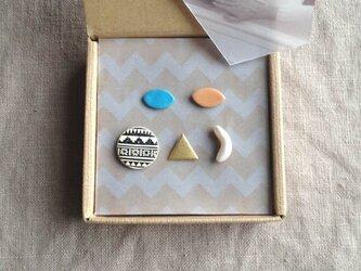 Pierce set of resin clay2の画像