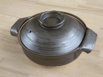 一人用土鍋の画像