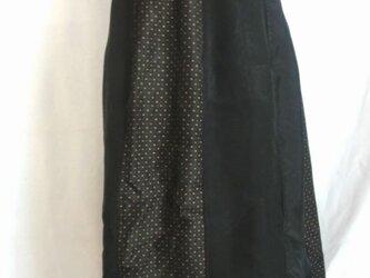 着物リメイクスカート  1384の画像