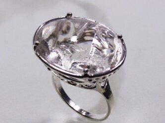 クォーツ * Crashed Quartz Ring llllの画像