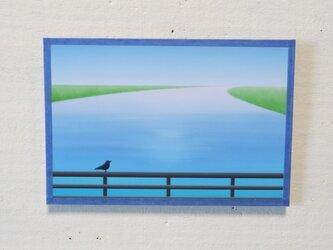 ミニパネル「river」の画像