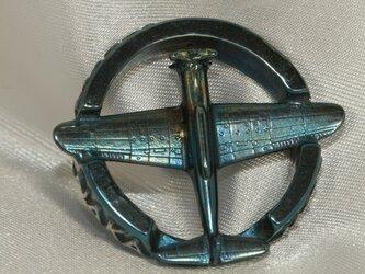 ゼロ戦世代 中島「天山」 飛行機アクセサリー 高級希少金属コバルト製の画像