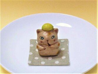 レモンのっけ(ぺろちゃん)の画像