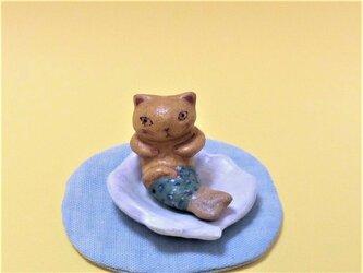 小さなにゃんぎょ(のんびり姫)の画像