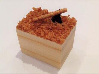 竹細工~ショートケーキクランチチョコの画像