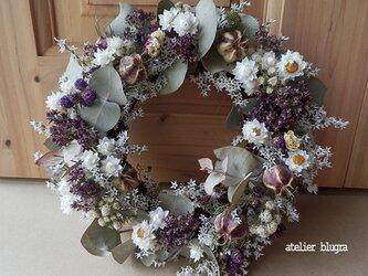 atelier blugra八ヶ岳〜(定形外郵便発送)Wreath02の画像