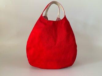 帆布 カジュアルバッグの画像
