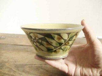 ナナカマドの切立鉢(三彩)の画像
