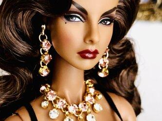 poppy parker アクセサリー fashion royalty 海外人形の画像