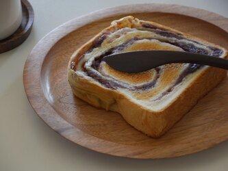 バターナイフ(サーモウォルナット)の画像