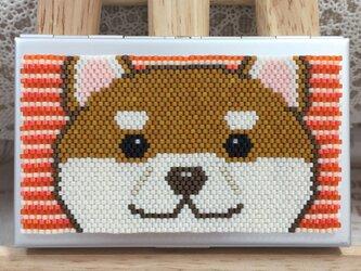 カードケース(柴犬13)の画像