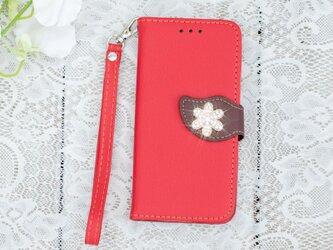 北欧 携帯カバー スマホケース 手帳型 iphone ケース iPhoneX/XS/XR/XS MAX /の画像