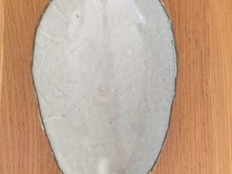 変形楕円足付き器の画像