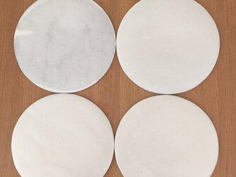 粉引のお皿Bの画像