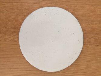 粉引の皿Cの画像