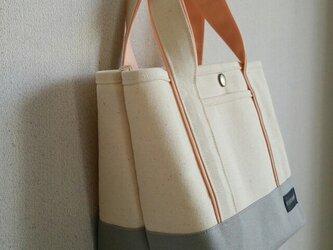 倉敷帆布ミニトートバッグ2WAYタイプ( XSサイズ)の画像