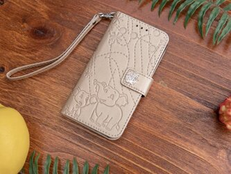 スマホケース 携帯カバー  手帳型 北欧 iphone ケース iPhoneX/XS/XR/XS MAX 贈り物の画像