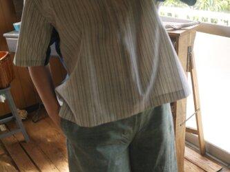 遠州綿としじら織からトップスの画像