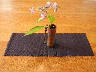 裂織 テーブルランナー    ☆送料無料【033】の画像