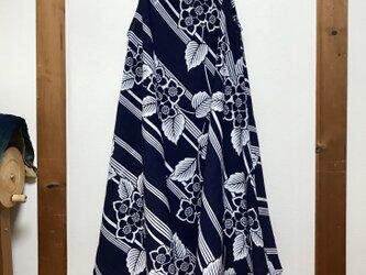 浴衣リメイク バイヤスワンピースの画像
