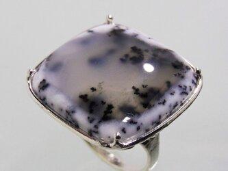デンドリックオパール * Opal Ringの画像