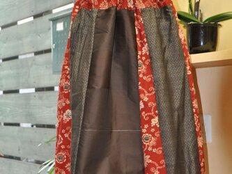 菊・大島 チョコレートスカートの画像