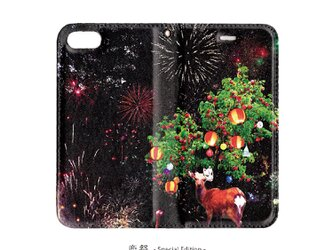 ★手帳型ケース★鹿祭 Special Edition iPhoneXR〜選択可能 iPhone ケースの画像