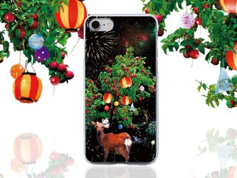 鹿祭 Special Edition プリントケース iPhoneXR iPhoneケース各種 スマホケースの画像