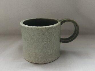 布目模様のマグカップ②の画像