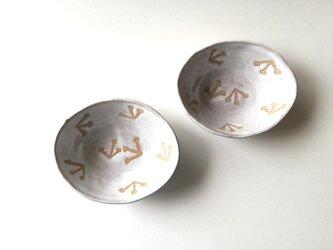 みつまたオーバル小鉢の画像