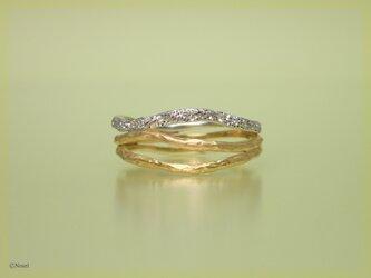 タッチ トリオ リング(Touch Trio Ring)の画像