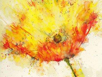 Flower 12 (額縁付き)の画像