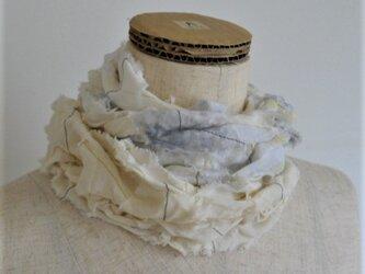 リボン・リ・ボーン 綿ガーゼのストール の画像