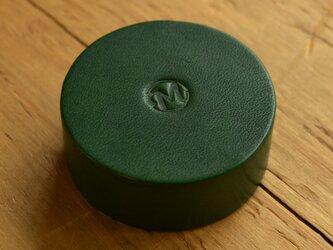 ペーパーウェイト(緑)の画像