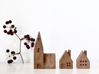 小さな木の家 ー教会57ーの画像