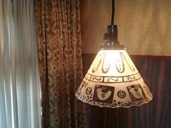 ランプ  バード (コード50cm)の画像