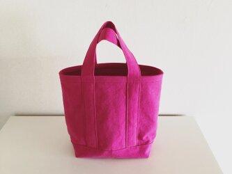 TOTE BAG (L) / pinkの画像