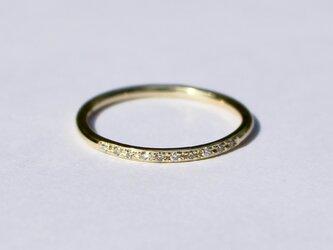 10 Piece Diamonds Ringの画像