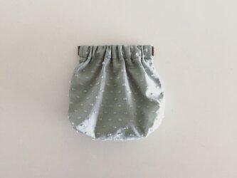 ふわりポーチ / antiquegreenの画像