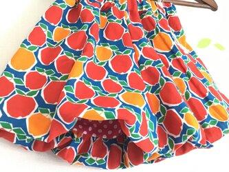 size110*バルーンパンツ(りんご)の画像