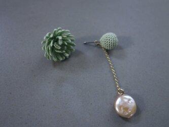 ohana & coin pearl ※ 受注生産の画像