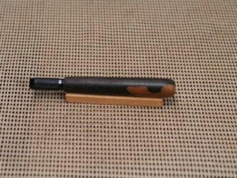 シャム柿 エクステンダー 鉛筆補助軸 サブマリンタイプの画像