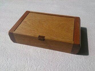 楢の木のopen boxの画像