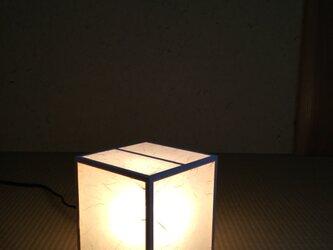 和紙行灯・ランプシェードの画像
