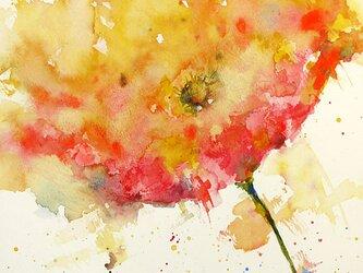 Flower 17 (額縁付き)の画像