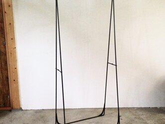 T様オーダー品ロートアイアン製ハンガーラックの画像