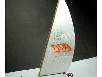 ARA型陸上ヨット模型の画像